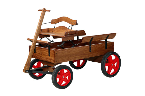 1901 Buckboard Wagon Kit