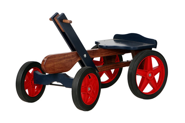 Irish Mail Handcar
