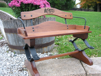 1/2 Scale Buckboard Bench Kit.